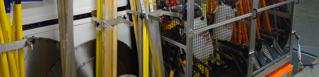 Containerized Tool Systems