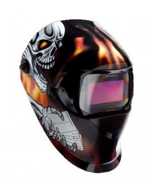 3M Speedglas Welding Helmet 100 Aces High with Auto-Darkening Filter 100V 07-0012-31AH/37237(AAD) 1 EA/Case