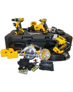 20 Volt Cordless Power Tool Kit