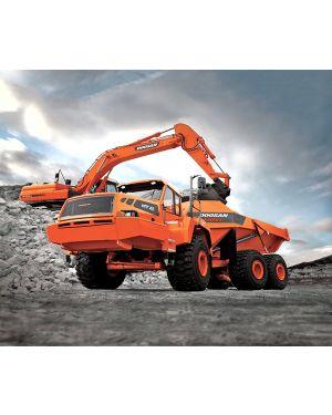 Doosan Moxy MT41 Articulated Dump Truck (ADT)