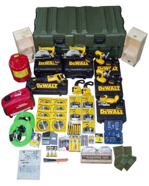 Carpenter's Platoon Tool Kit