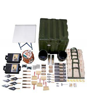 Mason's & Concrete Finisher's Tool Kit Box 1