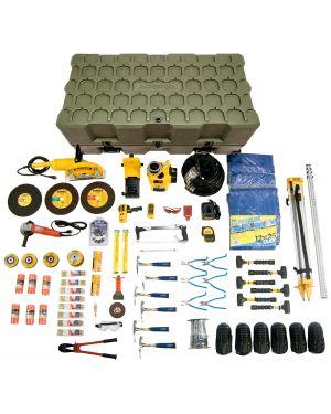 Mason's & Concrete Finisher's Tool Kit Box 2