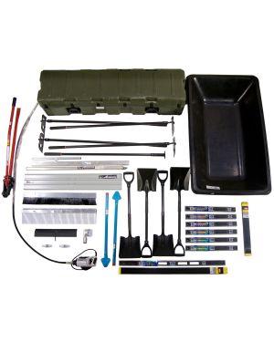Mason's & Concrete Finisher's Tool Kit Box 3