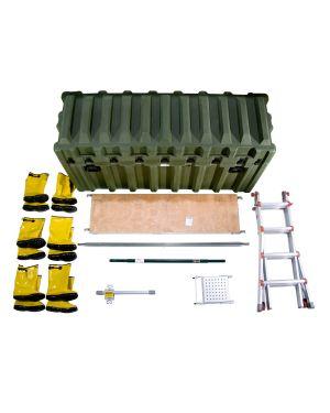 Mason's & Concrete Finisher's Tool Kit Box 4