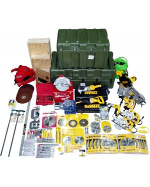 Multi-saw & Drill Tool Kit