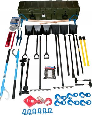 Pioneer Manual Labor Tool Kit w/o KIT PIO-BOBCAT