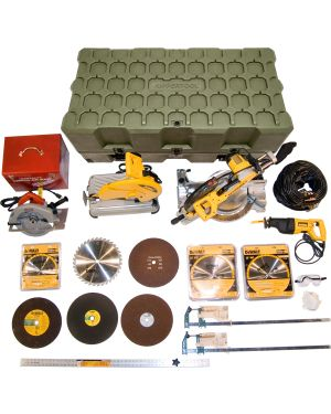 Construction Shop Tool Kit