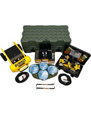 Pneumatic Nailers & Compressor Tool Kit