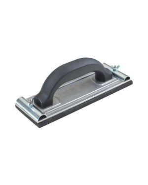 Cast Aluminum Drywall Hand Sander with Plastic Handle