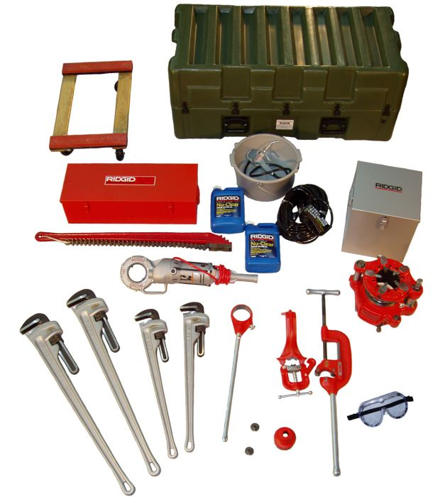 Pipe Fitter Tools >> Pipefitter S Tool Kit 2 1 4 To 4 Dia Pipe