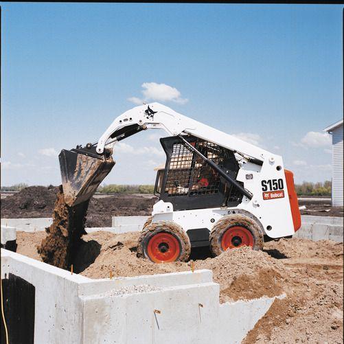 Bobcat S150 Skid-Steer Loader - Bobcat/Doosan Construction